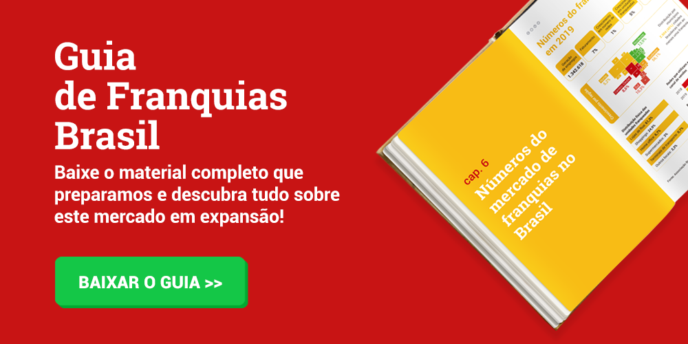 Guia de Franquias Brasil - Tudo sobre o mercado de franquias