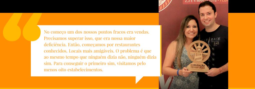 Cases de sucesso : 4 histórias inspiradoras de empreendedorismo no interior do Brasil - Delivery Much Blog