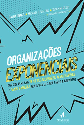 organizações exponenciais - empreendedorismo digital
