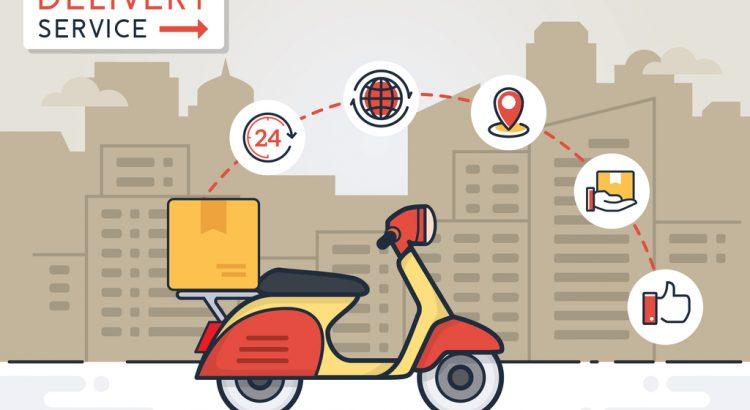 delivery online de comida