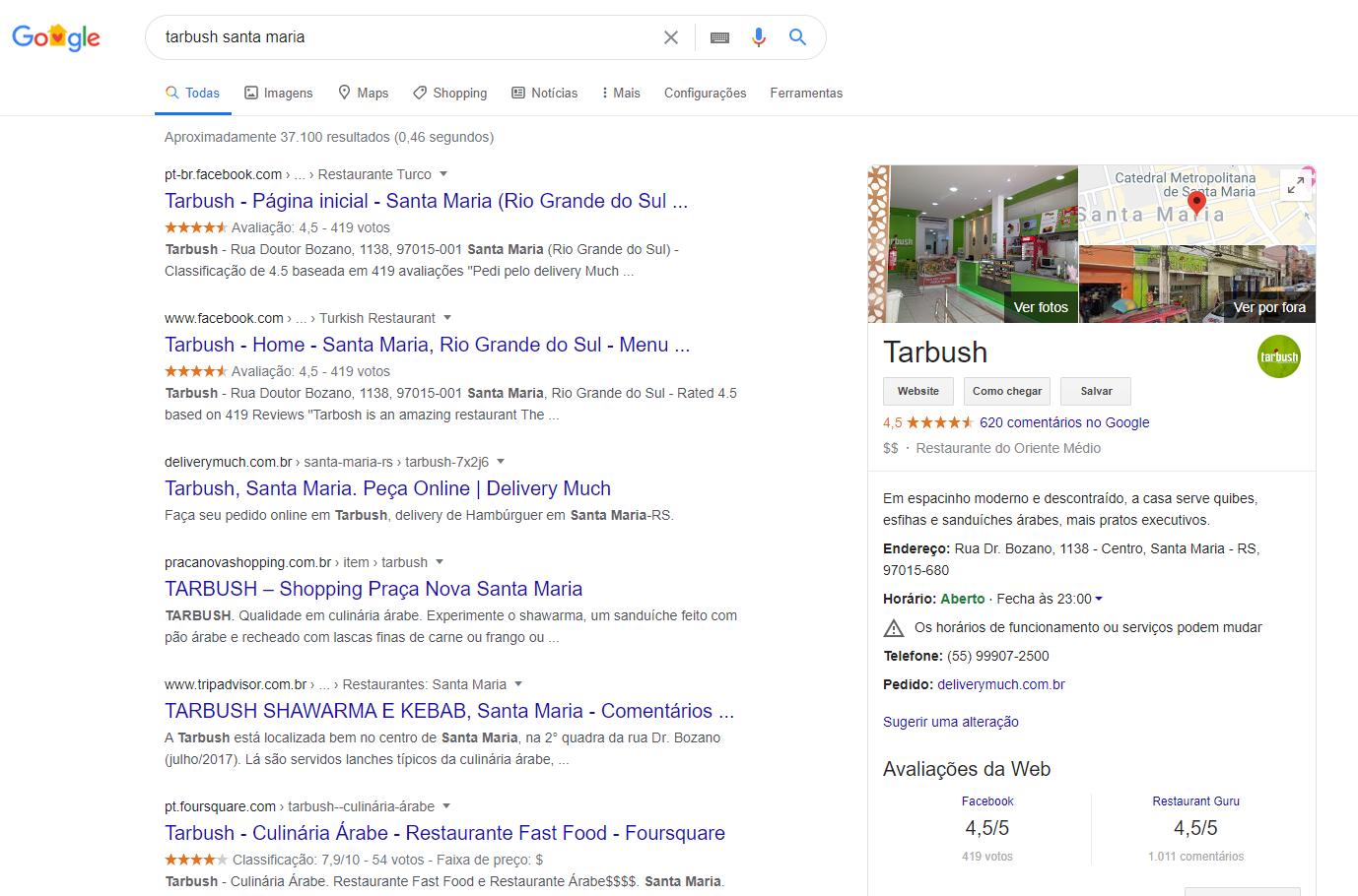 marketing-digital-para-restaurantes-google