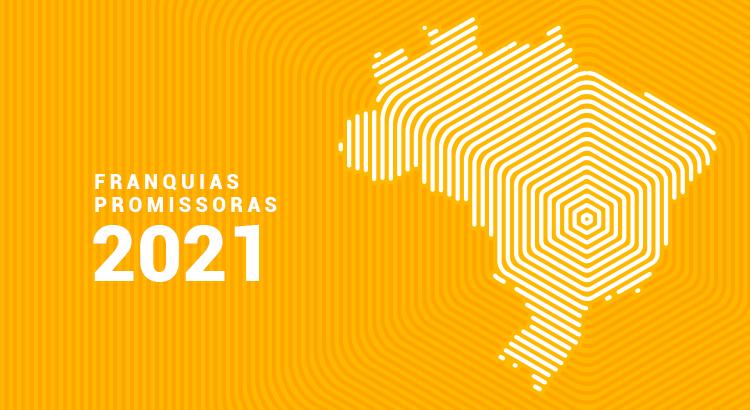 Franquias promissoras 2021 - Delivery Much