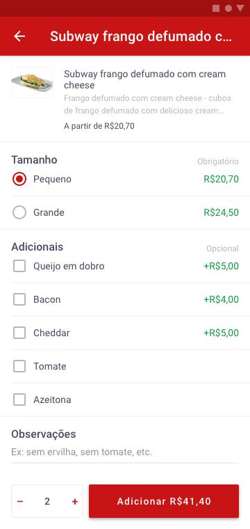 Como fazer um pedido no aplicativo Delivery Much - Delivery Much Blog