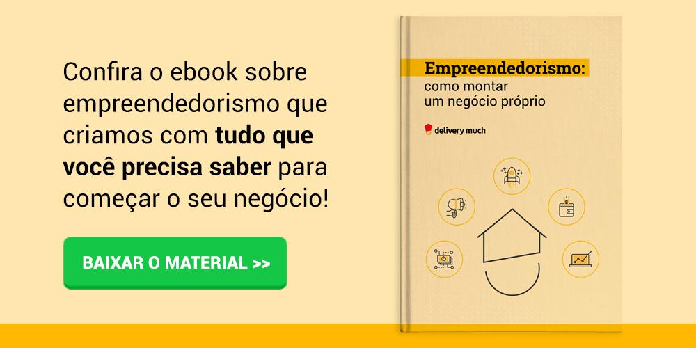 ebook Empreendedorismo abrir um negócio
